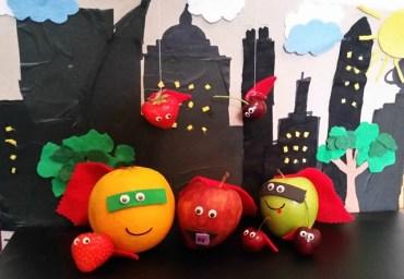 Meet the Super Fruits! 1
