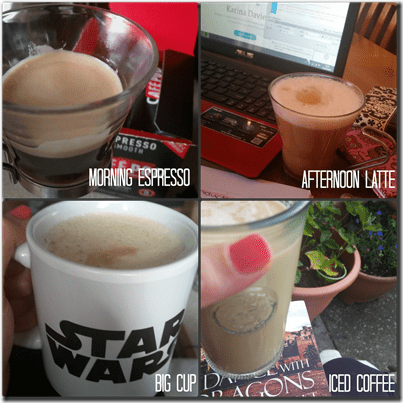 cafepod collage
