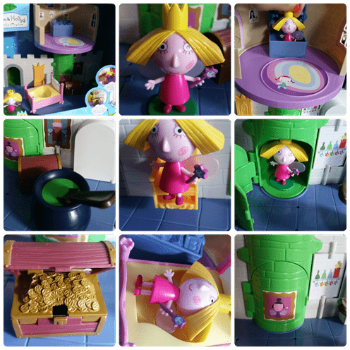 Ben and Holly's Little Kingdom Thistle Castle Playset Review 1