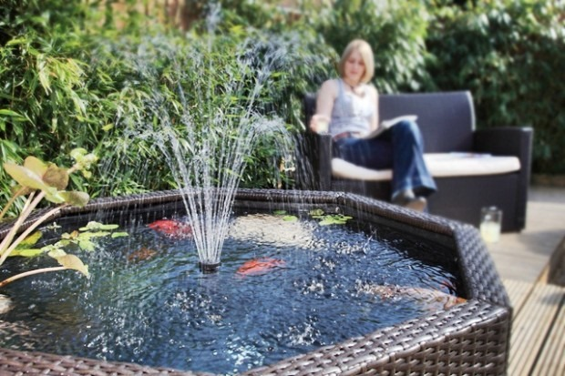 Water Features for Small Gardens 2