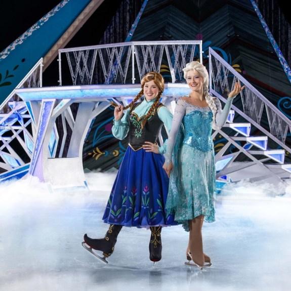 Disney on Ice presents Frozen this October 13