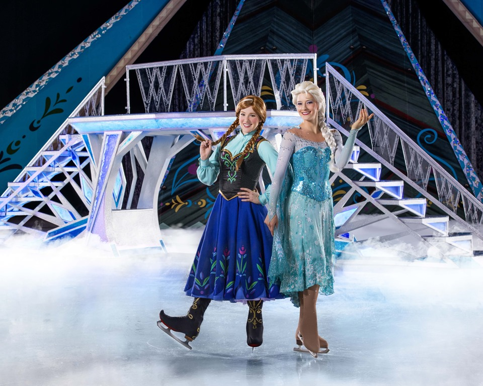 Disney on Ice presents Frozen this October 2