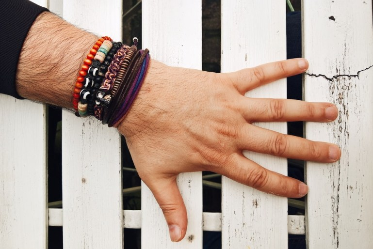 How to Style Jewellery for Men 1