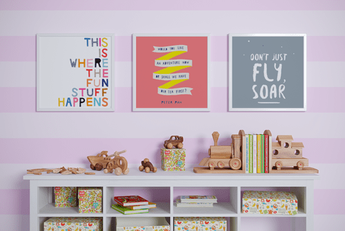 Creating a Kids' Playroom 2