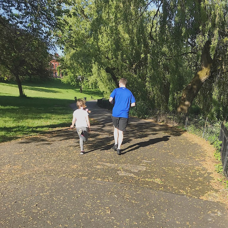 Little Leg's Training Update || Simplyhealth Great Manchester Run 2