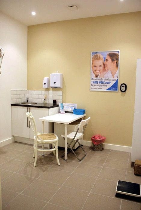 Bodyline Clinic Room