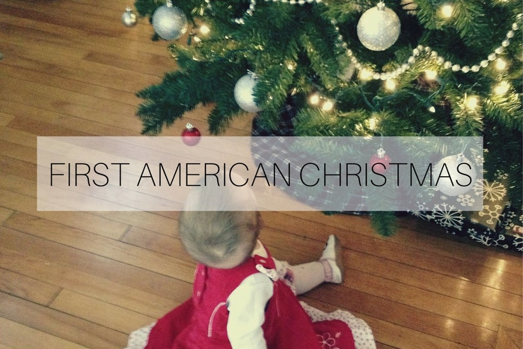 FIRST AMERICAN CHRISTMAS