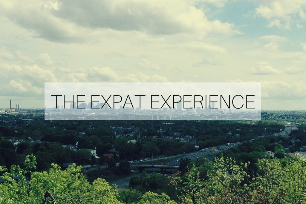 THE EXPAT EXPERIENCE