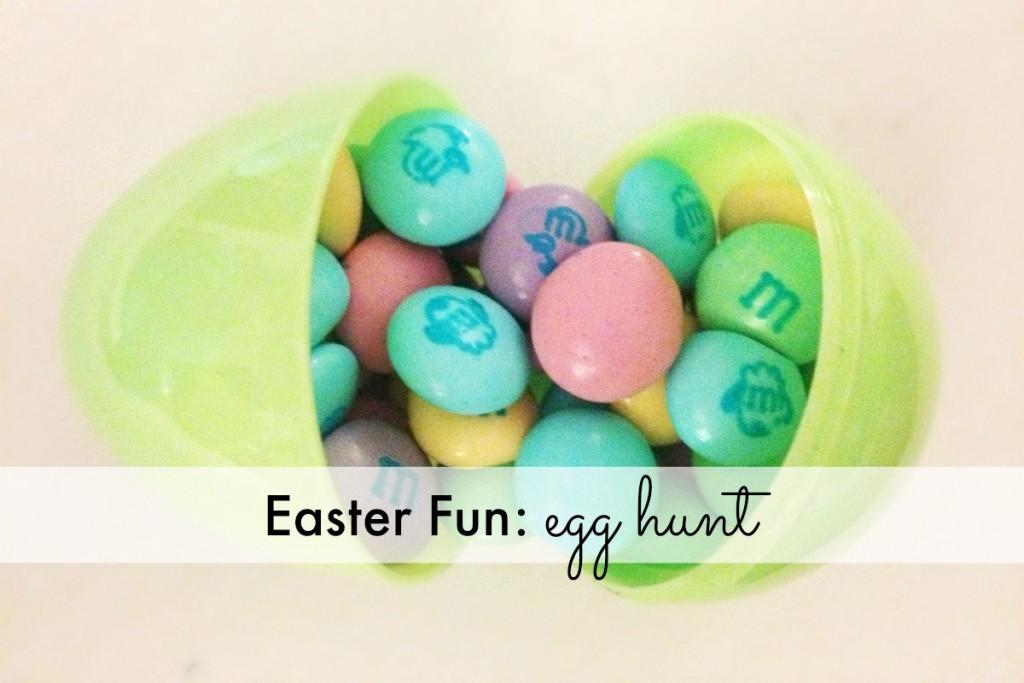 Easter Fun Egg Hunt