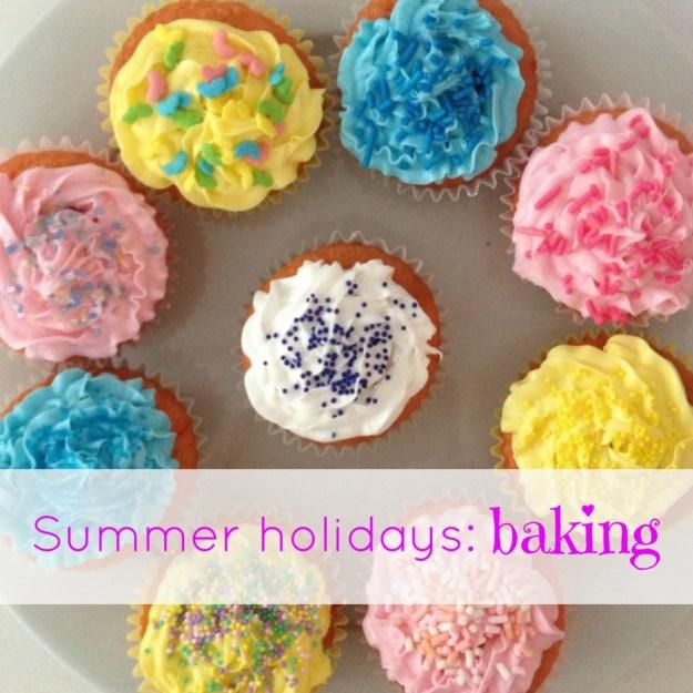 Summer Holidays Baking