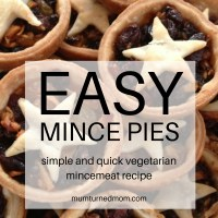 Bake: easy mince pies