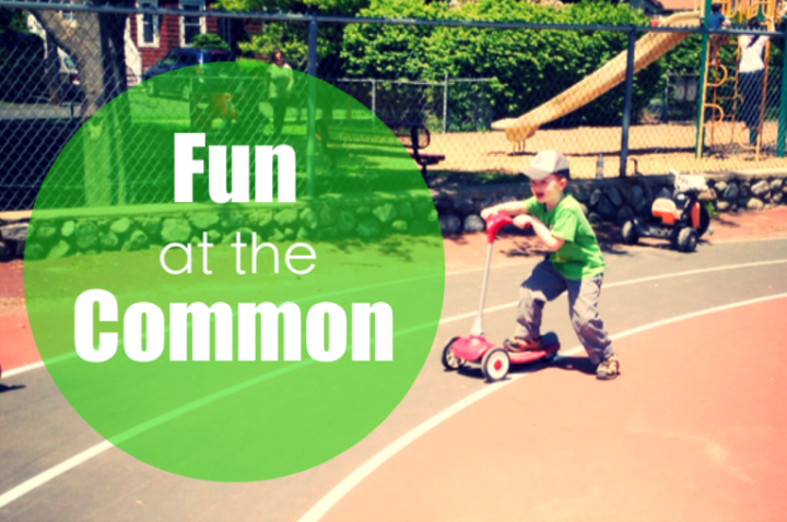 Country Kids: Fun at the Common