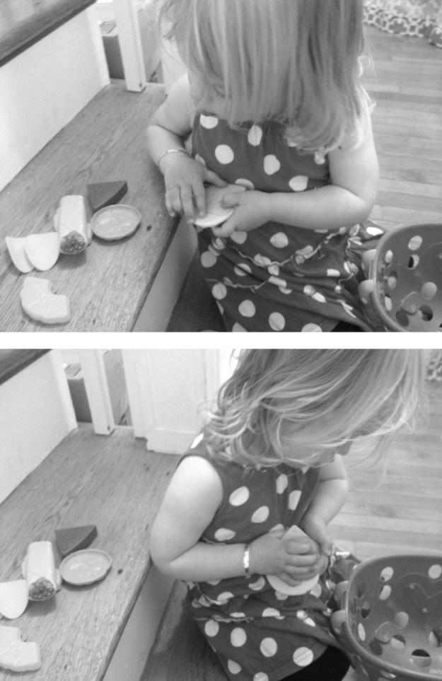 Making Sandwiches 1