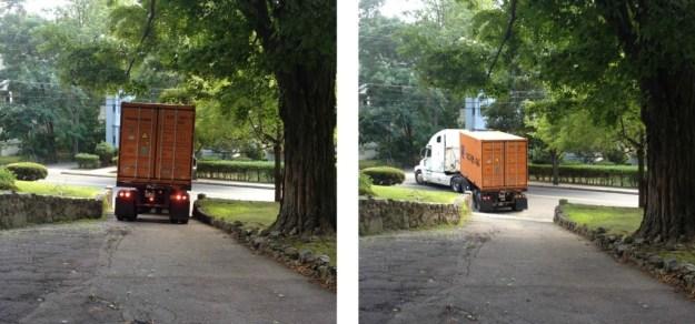Goodbye truck