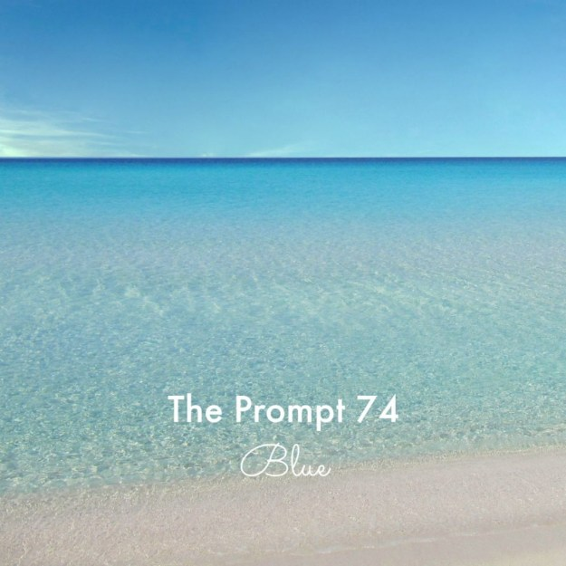 The Prompt 74: Blue