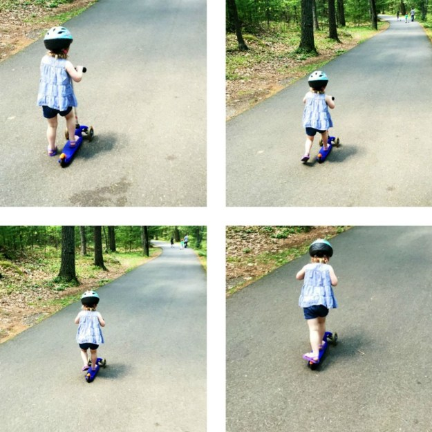 Scooting 1