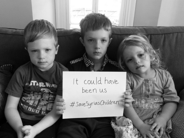 Save Syrias Children Video Image