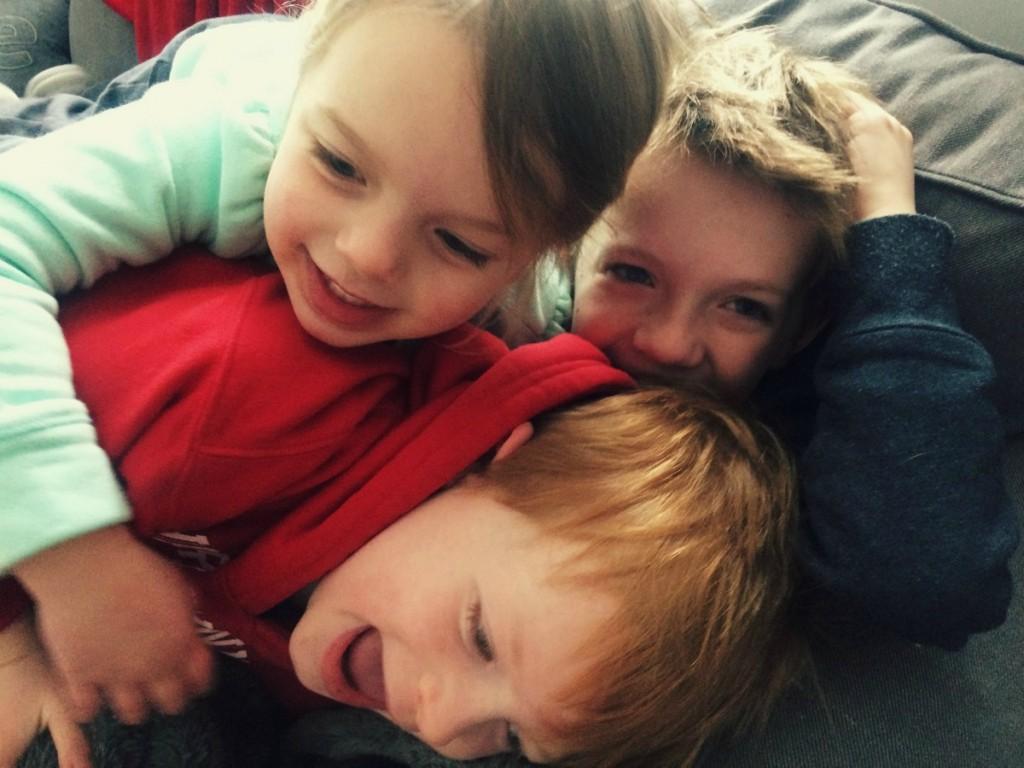 Siblings February  1