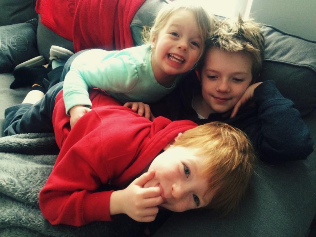 Siblings February 3