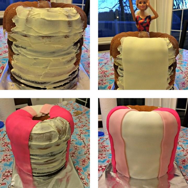 Princess Cake Tutorial 3