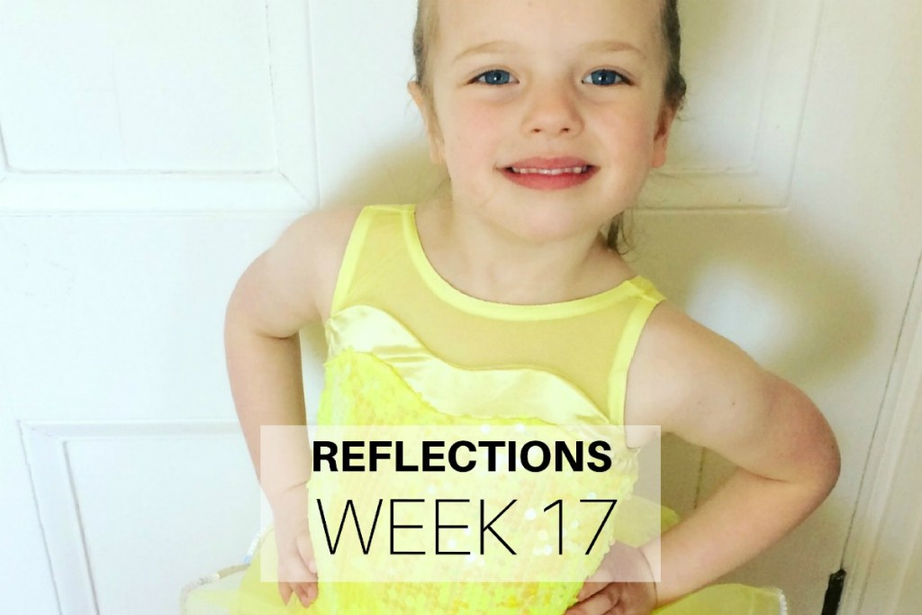 Reflections Week 17