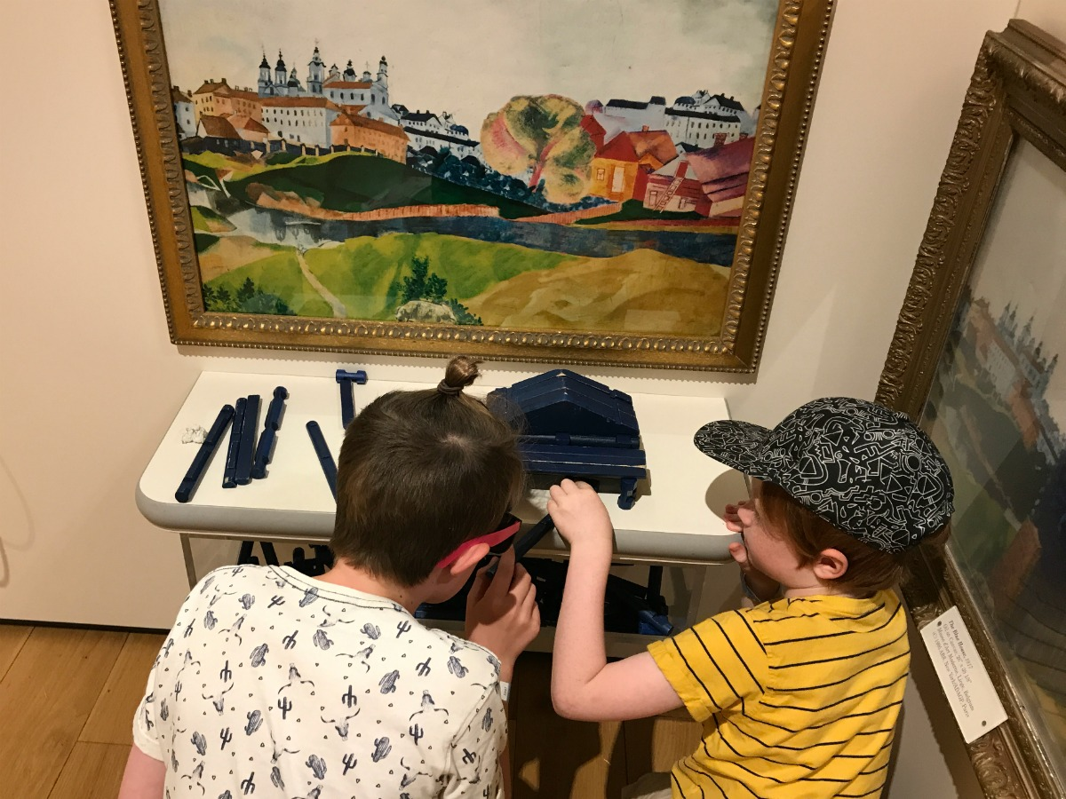 Snapshots from the Springfield Museums 18