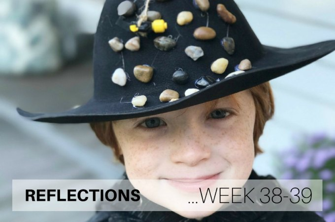 Reflections Week 38-39