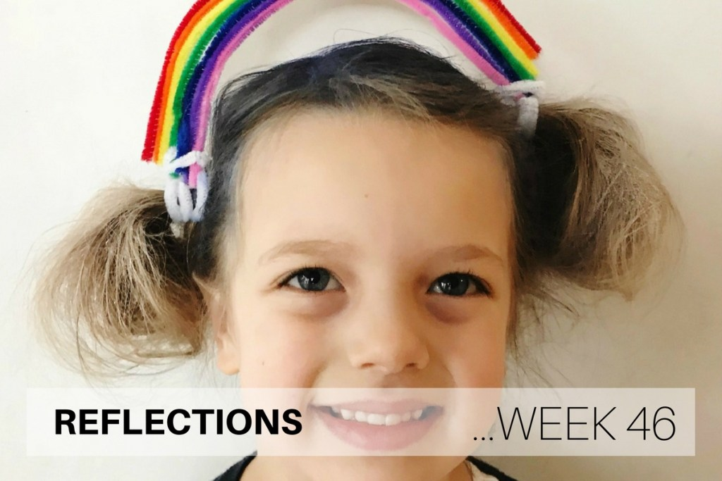 Reflections Week 46