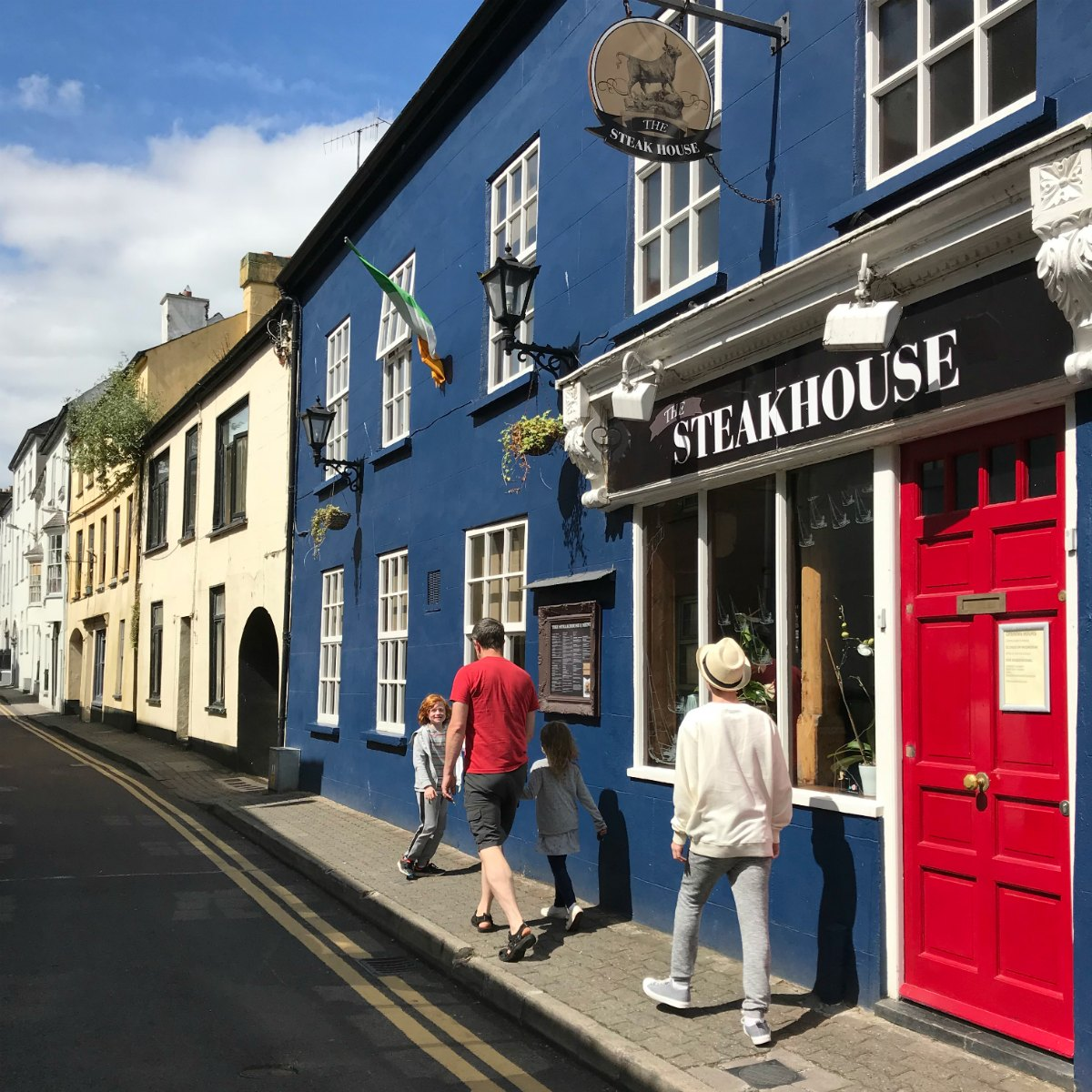 Snaphots from Ireland - Kinsale 5