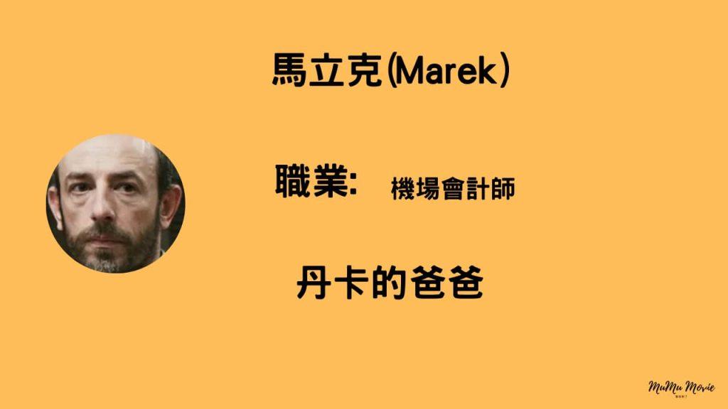 老師有問題電影中馬立克Marek是誰?