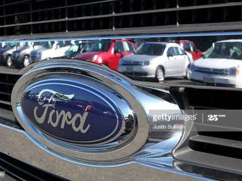Ford announced that it aspires to be carbon neutral by 2050