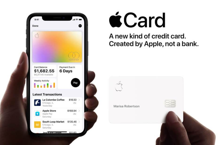 Apple Launches Web Portal for Apple Card, Can Be Used to View Statements and Pay Bills