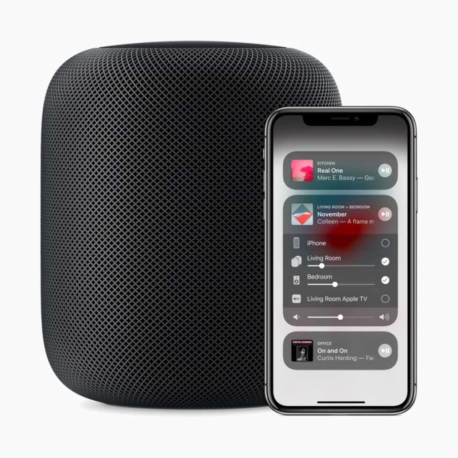 iOS 14 Lets You Set Default Services for Individual Users on HomePod