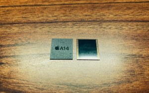 Allegedly Leaked Photos Show off A14 Ram Component for iPhone 12