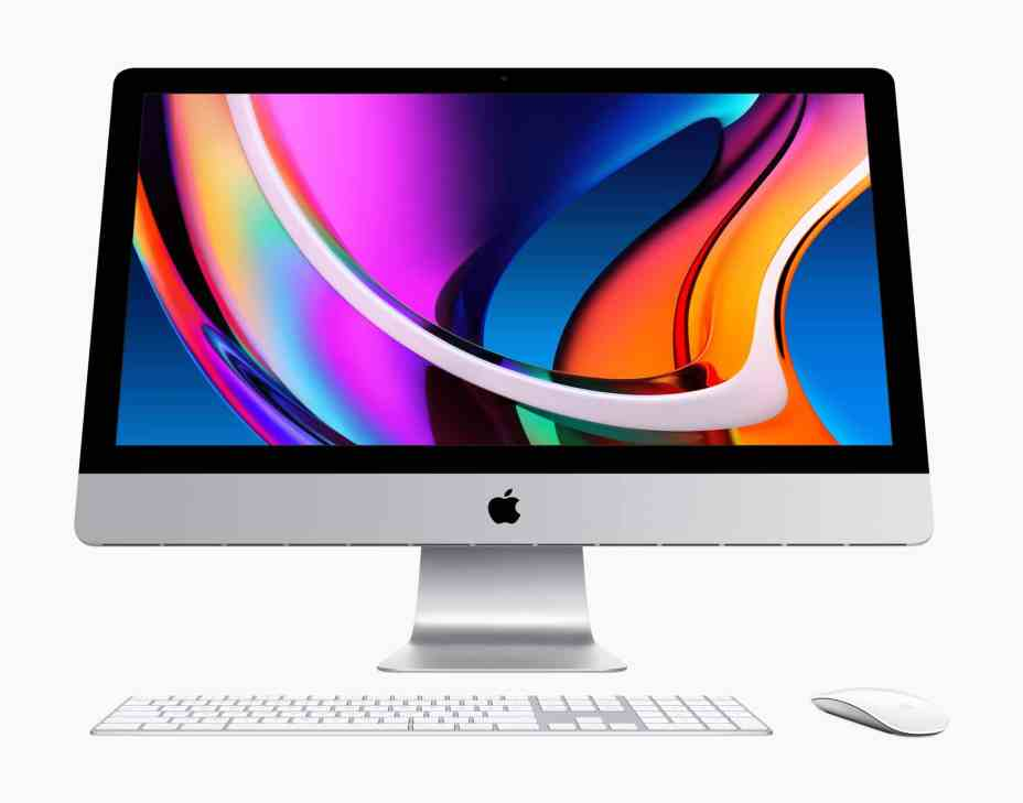 Apple Announces New 27-inch iMac with Up to 10-Core Intel Processor, 128GB RAM, 8TB SSD, More