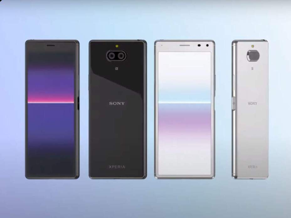 Sony Launches Xperia 8 Lite, It Is The Xperia 10 With New Main Cameras