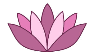 Logo Lotus Flower MuMu Yoga Kingston