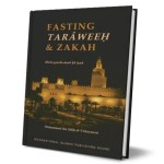 Fasting Taraweeh and Zakah