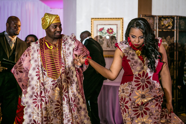 Luxury {Nigerian} Wedding In {Philadelphia} With A Hot