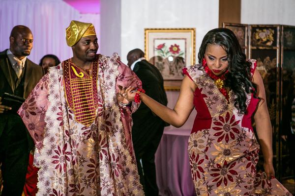 Luxury {Nigerian} Wedding In {Philadelphia} With A Hot