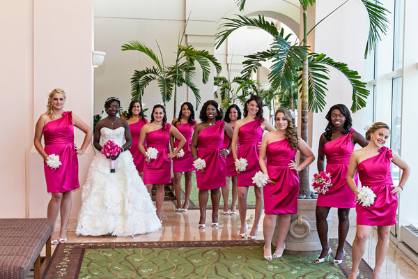 Real Nigerian Wedding In {Florida}: Oluwatitoyin + Shomari