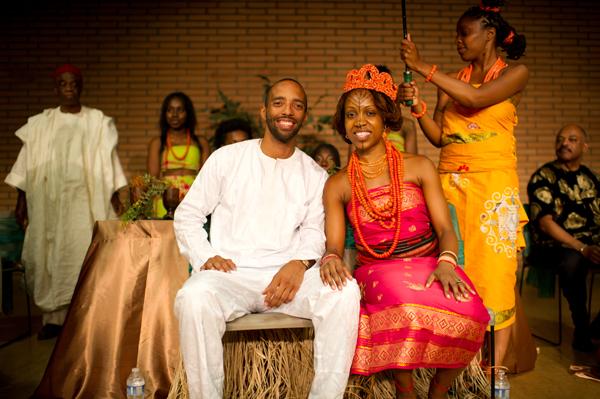 Real Nigerian {Traditional} Wedding: Ndidi + Vincent