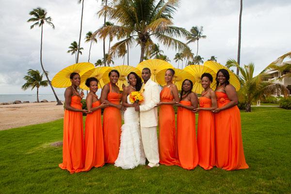 Destination Wedding In Puerto Rico By Taun Henderson