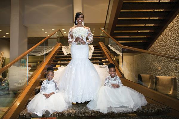 Luxurious Nigerian Wedding In Houston: Ezinne + Uche