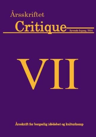 Critique 2014