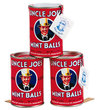 Uncle Joes Mint Balls - 3-Pack