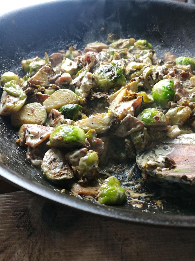 sprouts recipe