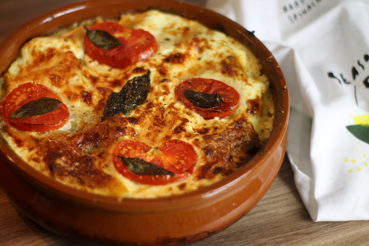 jamie oliver lasagne recipe