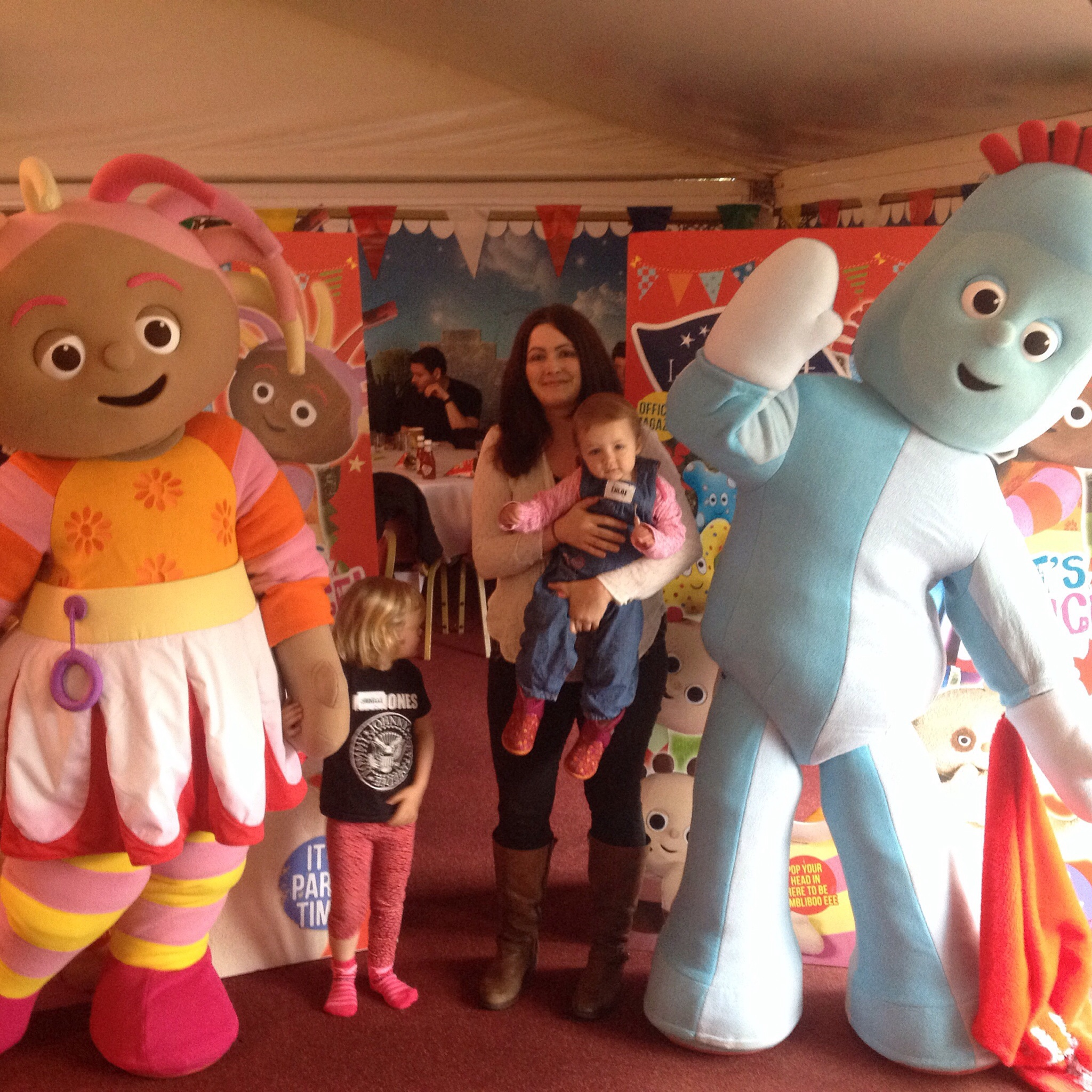 Iggle Piggle and Upsy Daisy