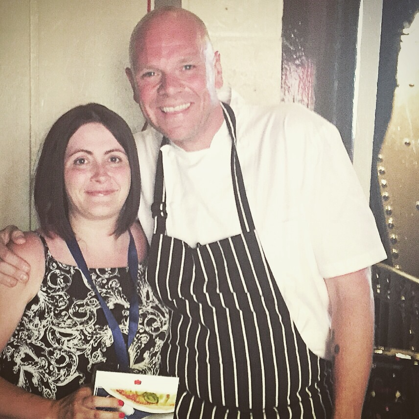Tom Kerridge Zwilling